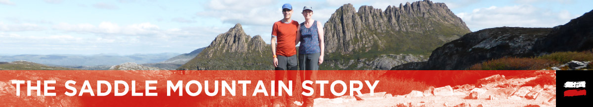 The Saddle Mountain Hostel Story