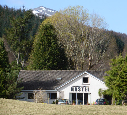 Saddle Mountain Hostel